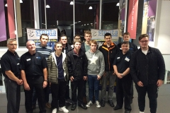 trb-18- Amey Apprentices with the STEGTA team