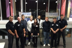 trb-19- Amey Apprentices with the STEGTA team
