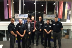 trb-20- Amey Apprentices with the STEGTA team