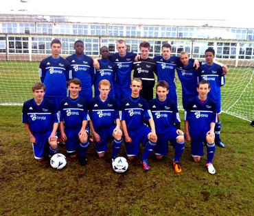 wellacre-football-team