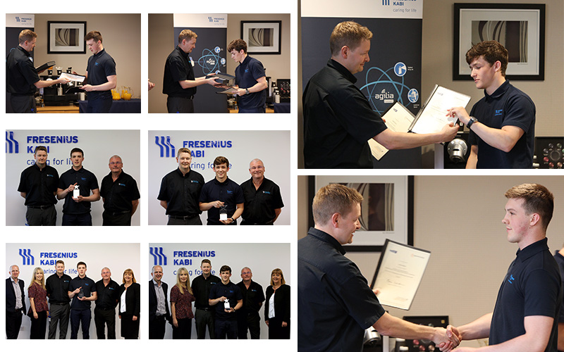 Jordan & Thomas - Stegta Excellence Awards